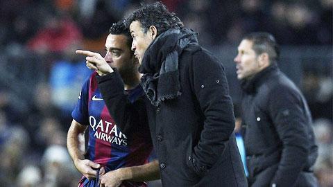 Barca-của-Enrique đang chơi như Barca-của-Pep
