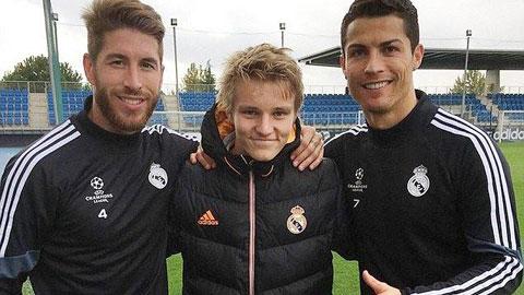 Tài năng là chưa đủ, Odegaard cần gì để thành công như Ronaldo?