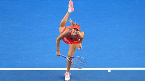 Nadal và Sharapova dễ dàng vào vòng 4 Australian Open