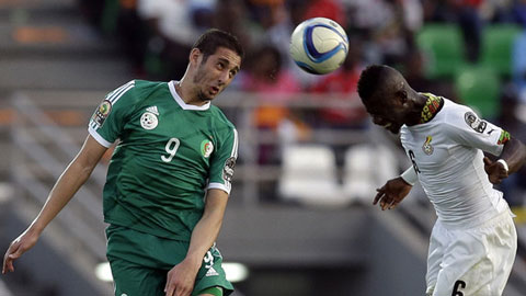 """Bảng C CAN 2015: Gyan """"cứu"""" Ghana, Senegal lên đầu bảng"""