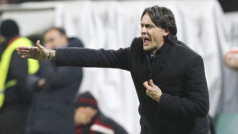 Inzaghi tự tin giữ ghế tại Milan