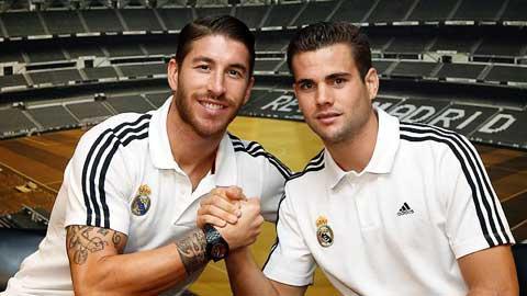 Real đã tính chuyện bán Ramos?