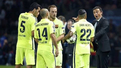 Chiến thuật của Barca: Tiqui-taca sẽ trở lại với... phản-phản công?