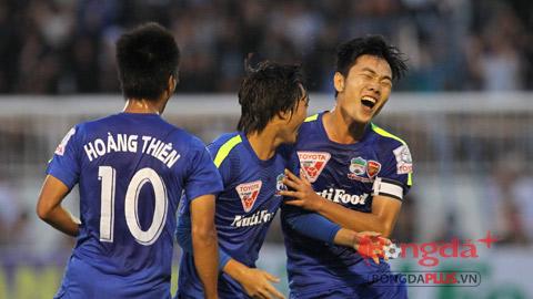 HA.GL: Chưa có chuyện đội bóng Nhật Bản hỏi mua Công Phượng