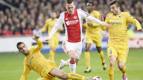 18h30 ngày 25/1, Ajax vs Feyenoord: Mệnh lệnh chiến thắng