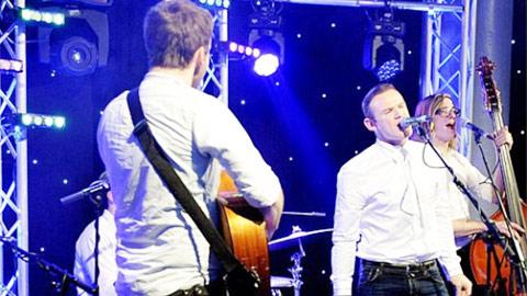 Rooney ấp ủ ý định thi… X Factor