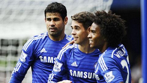 Chelsea: Bão Latin ở Stamford Bridge