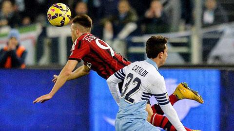 Lazio 3-1 AC Milan: Thất bại được báo trước
