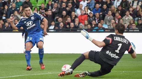 """20h00 ngày 25/1, Lyon vs Metz: """"Vùng cấm"""" Gerland"""