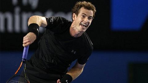 Andy Murray sẽ đụng đầu Kyrgios ở tứ kết Australian Open