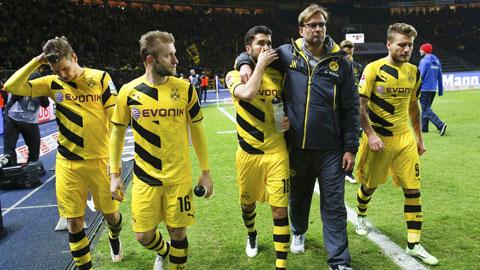 Dortmund trước giai đoạn lượt về Bundesliga 2014/15: Đường về còn xa!