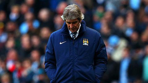 "Pellegrini cần phải ""xốc lại"" Man City"