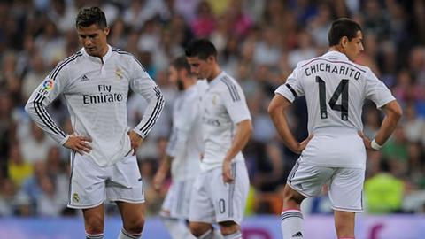 Real có nguy cơ bị cấm chuyển nhượng giống Barca