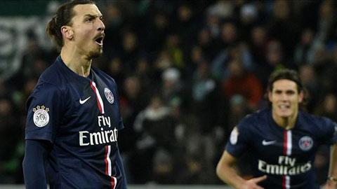 Vòng 22 Ligue 1: Lyon củng cố ngôi đầu, PSG âm thầm bám đuổi