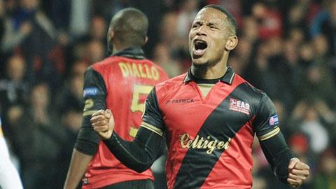 Beauvue làm chao đảo Ligue 1