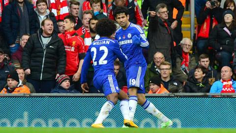 Chờ Diego Costa phá dớp tại giải đấu cúp