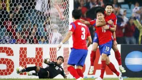 Hàn Quốc 2-0 Iraq: Hàn Quốc vào chung kết sau 27 năm