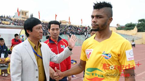 Chuyển động Toyota V-League 2015 (27/1)