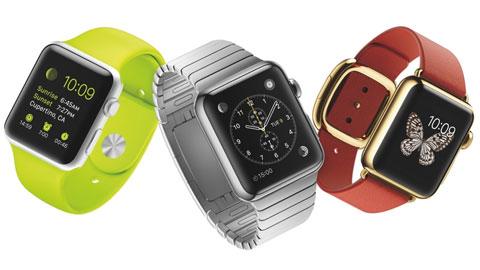 Apple Watch sẽ lên kệ bán vào tháng 4 tới, giá khởi điểm 7 triệu đồng