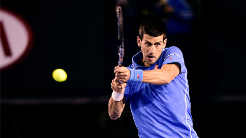 Djokovic đối đầu Wawrinka ở bán kết Australian Open
