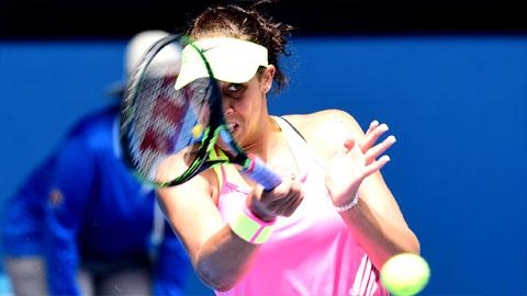 Cô chị nhà Williams thua sốc trước tay vợt 19 tuổi ở tứ kết Australian Open
