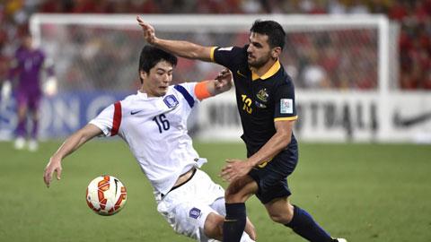 Australia gặp Hàn Quốc ở chung kết: Ngai vàng chờ chủ nhà