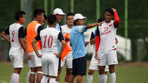 ĐT U23 chuẩn bị cho vòng loại U23 châu Á & SEA Games 28: Ngày 24/2 tới, hội quân tại Hà Nội!