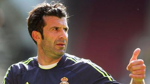 Figo tham gia tranh cử chức chủ tịch FIFA