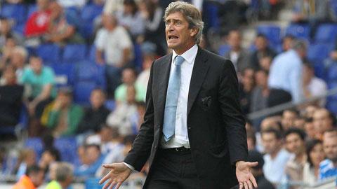 Man City: Pellegrini mua quân nhưng... không biết dùng