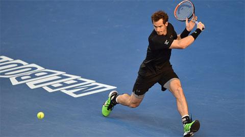 Andy Murray lần thứ 4 vào chung kết Australian Open