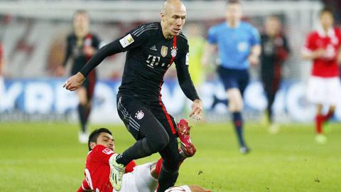 Cuộc đua vô địch Bundesliga: Phán quyết ngay vòng 18?