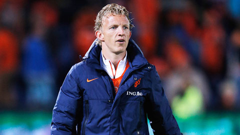 Kuyt khó trở lại Feyenoord