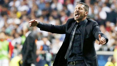 Simeone lắc đầu, PSG chuyển hướng