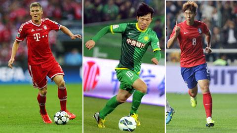 5 cầu thủ được chờ đợi nhất Bundesliga giai đoạn lượt về