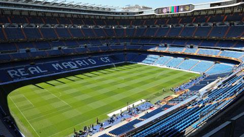 Real bán tên sân lấy nửa tỷ euro