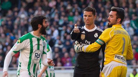 """Quan điểm: Hãy cảm thông với """"cơn điên"""" của Ronaldo"""