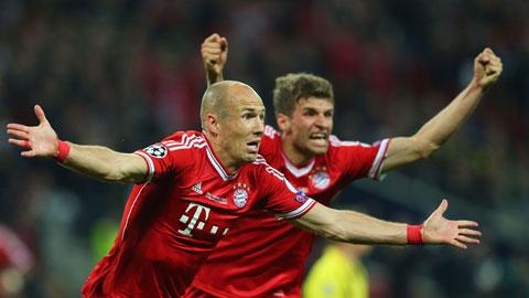 02h30 ngày 31/1, Wolfsburg vs Bayern: Khúc cua quyết định!