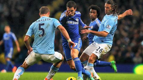 Chelsea vs. Man City: Cặp đôi hoàn cảnh