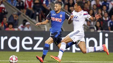 03h00 ngày 2/2, Monaco vs Lyon: Ghìm chân nhau
