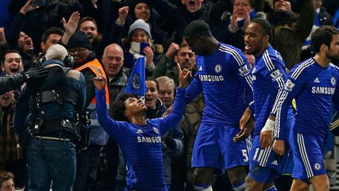 Chelsea khó đá khi... giữ bóng nhiều