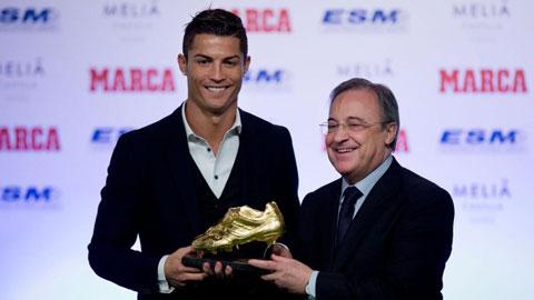 Real Madrid sẵn sàng chia tay Ronaldo