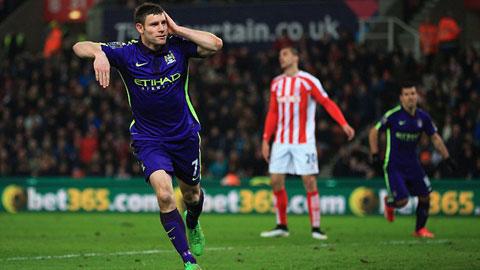 Milner phá kỷ lục chạy trong 1 trận tại Premier League mùa này