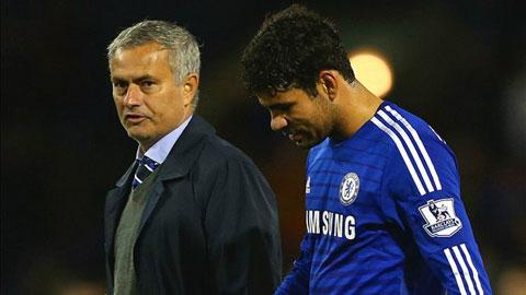 Mourinho và Costa: Thầy nào trò nấy