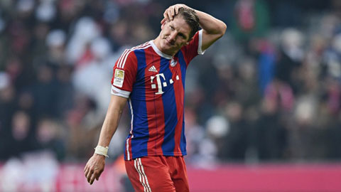 """Schweinsteiger sẽ rời Bayern, M.U và Chelsea """"mở cờ trong bụng""""?"""