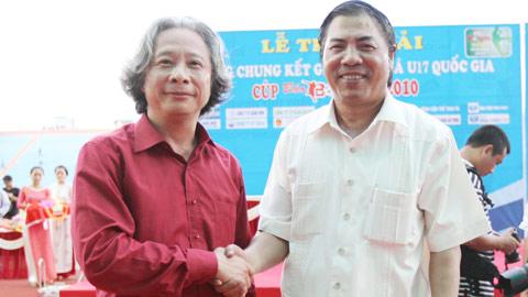 Nhớ anh Nguyễn Bá Thanh