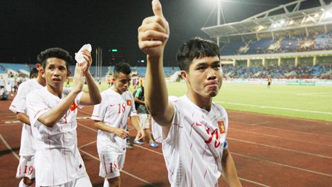 ĐT Olympic Việt Nam: Lạc quan về những niềm vui mới