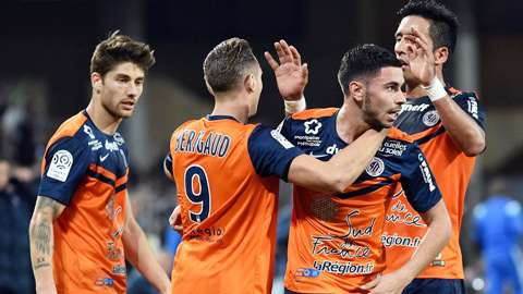 02h00 ngày 15/2, Monaco vs Montpellier: Kiếm điểm tại Louis II