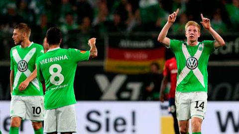 21h30 ngày 14/2, Leverkusen vs Wolfsburg: Bầy sói thách thức tất cả