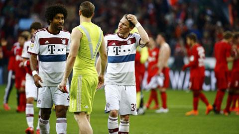 Hạ gục Bayern 2-0, Leverkusen vào Top 3