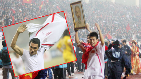 Công Vinh & Minh Châu: Những chứng nhân của lịch sử trước trận gặp Thái Lan